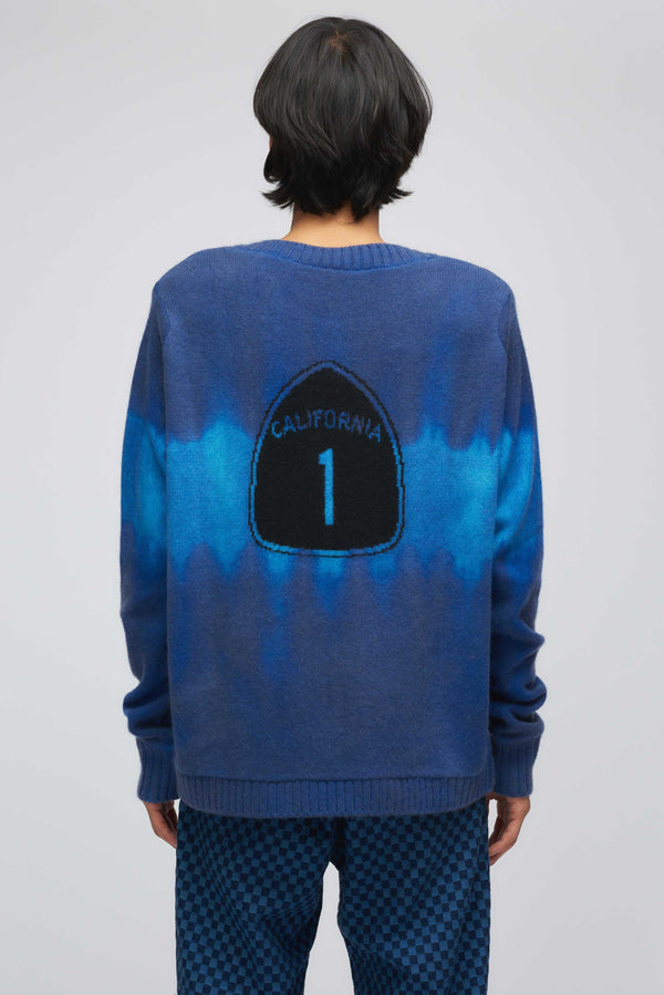 Dyed Regular Sweater Highway 1