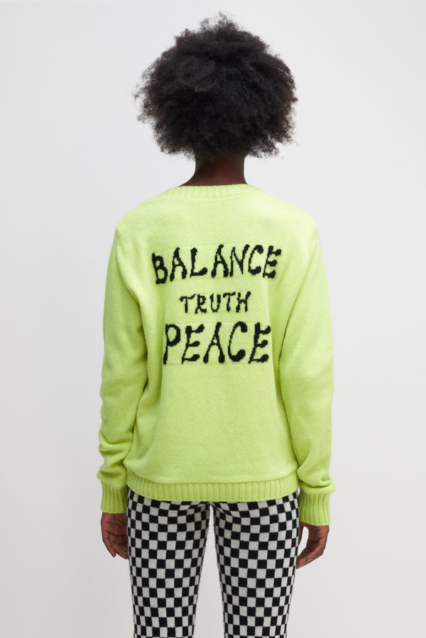 Love Balance Reg Sweater