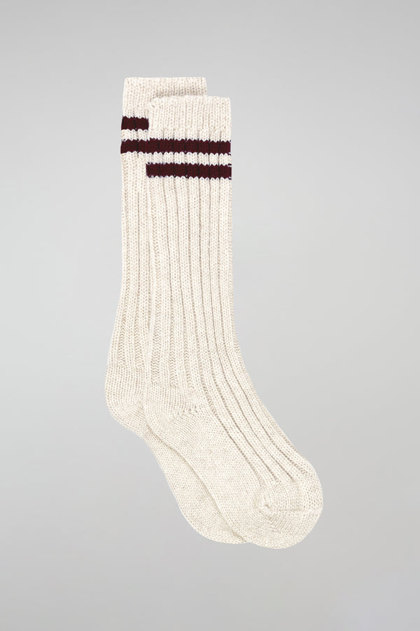 Yosemite Ribbed Tube Socks