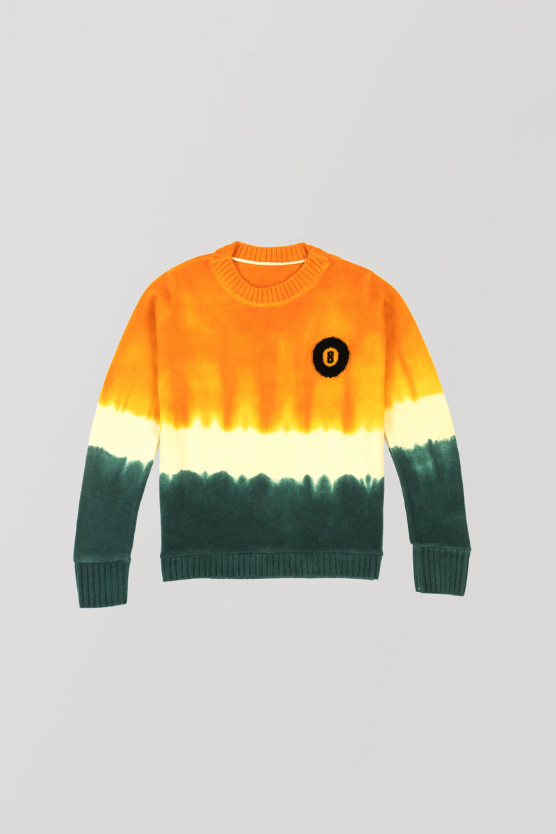 8 Ball Regular Sweater Dyed