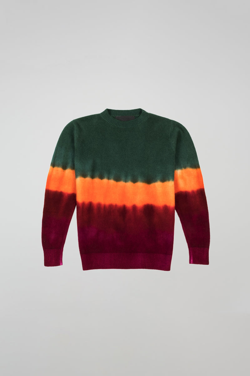 Dyed Simple Crew