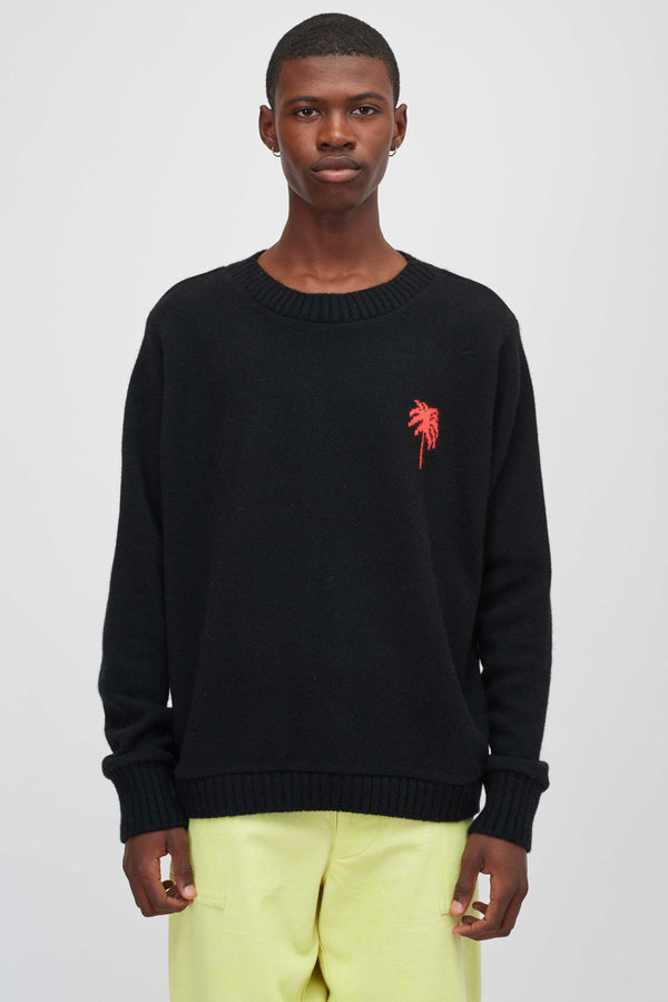 Palm Tree Regular Sweater