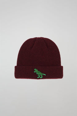 Watchman Cap with Chenille Patch