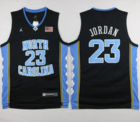 detailed pictures b6540 be461 Michael Jordan North Carolina College Throwback Jersey