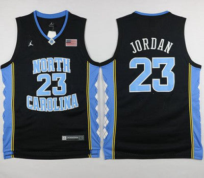 detailed pictures 61ca7 75605 Michael Jordan North Carolina College Throwback Jersey