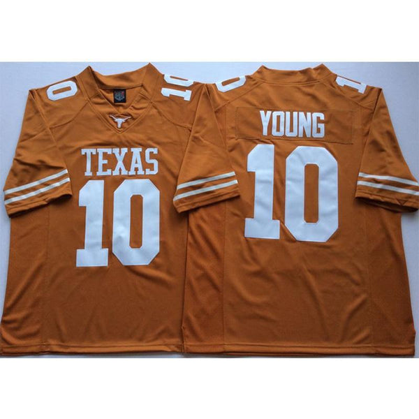 Vince Young Texas Longhorns Jersey – Vintage Throwback