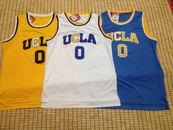 Russell Westbrook UCLA Bruins College Throwback Jersey – Vintage ... 5ef484ce9
