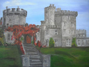 Canvas Prints - Dromoland Castle Co.Clare Ireland