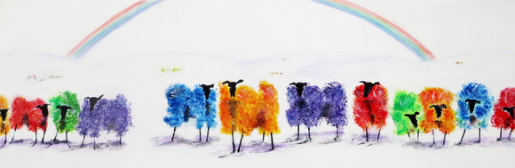 Sheep with Attitude - Prints