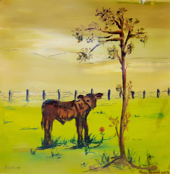 SAPLINGS - Everyday A Painting