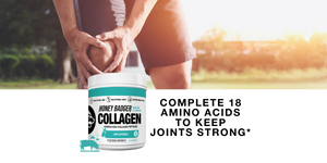 Honey Badger Collagen Peptides