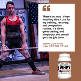 Whey Protein Isolate Jar Special