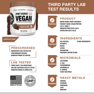 Vegan Protein + Collagen Support