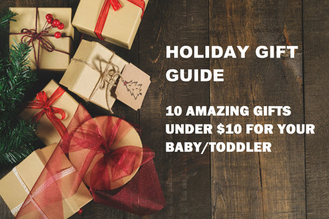 Christmas gifts for toddlers under $10
