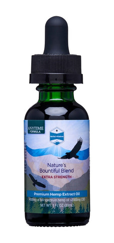 Extra-Strength Nature's Bountiful Blend Tincture