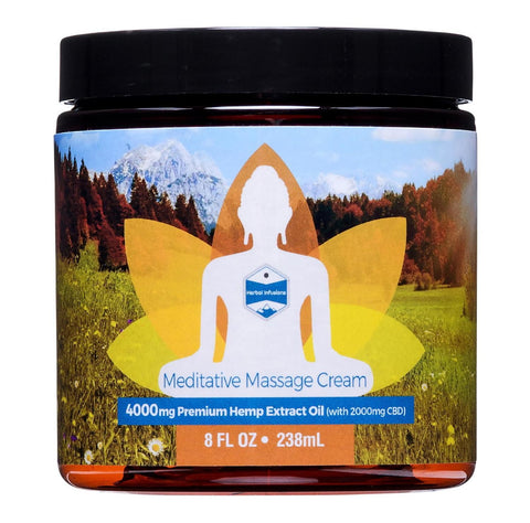 Meditative Massage Cream