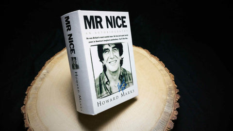 "Book Box ""Mr Nice"""