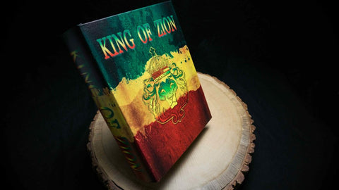 "Book Box ""King of Zion"""