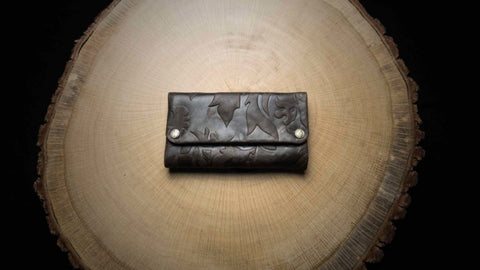"Tobacco Pouch ""Lady"""