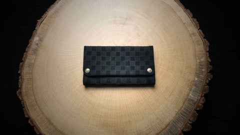 "Tobacco Pouch ""Checkmate"""