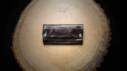 "Tobacco Pouch ""Patch Havana"""