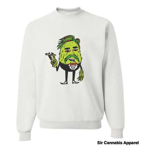 Sir Cannabis Crew Neck