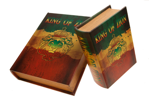 "Bong Book ""King of Zion"""