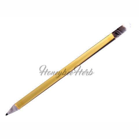 Honeybee Herb Glass Pencil Concentrate Tool Color will vary High Heat Resistance