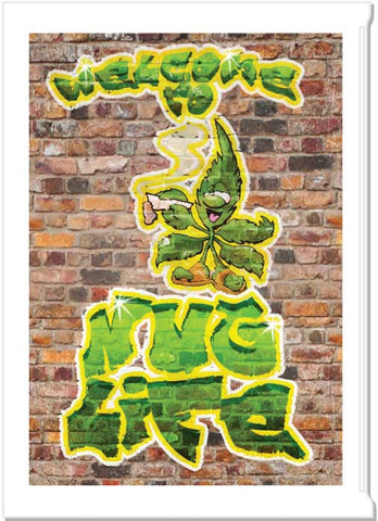 Green Card Greetings - General Card