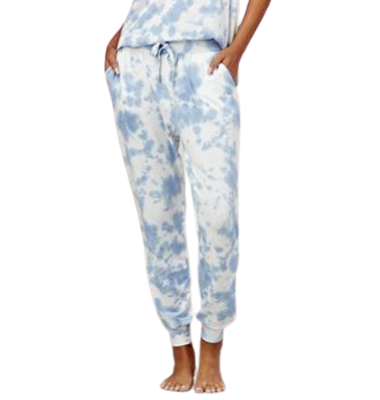 Mud Pie - Bryant Tie Dye Jogger in Blue