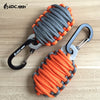 13 in 1 EDC Survival Carabiner Paracord Fishing Kit :: EDC Survival Gear!