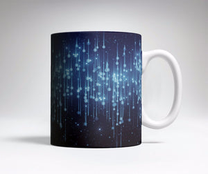 Bitcoin Matrix Trick Mug