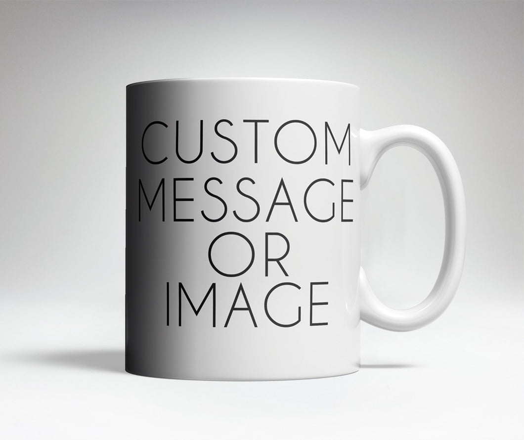 Copy of Custom Trick Coffee Mug