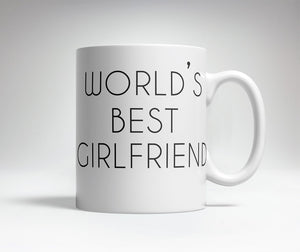 World's Best/Worst Girlfriend Prank Mug
