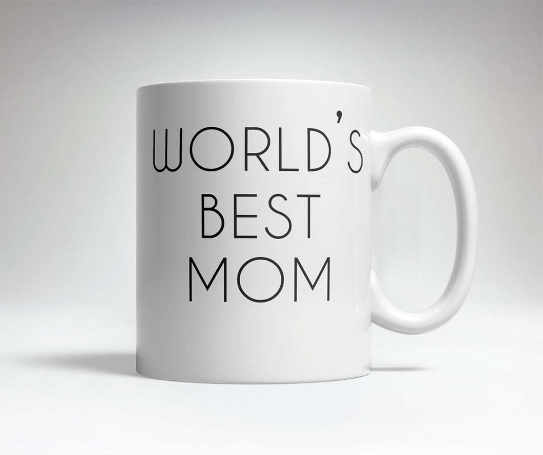 World's Best/Worst Mom Prank Mug