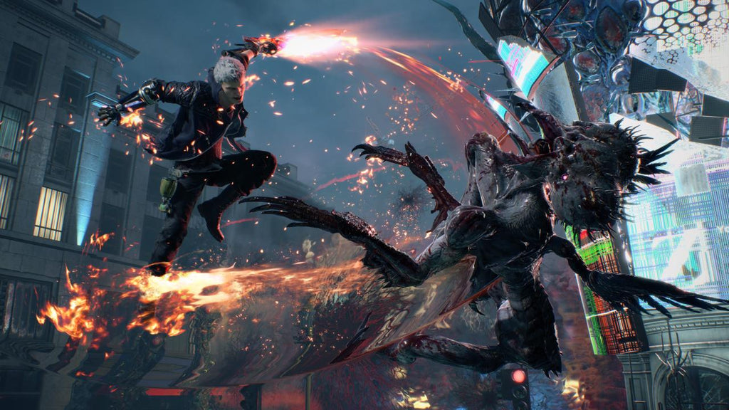 Devil May Cry 5: Release Date, Co-Op Mechanics, And Everything We Know So Far
