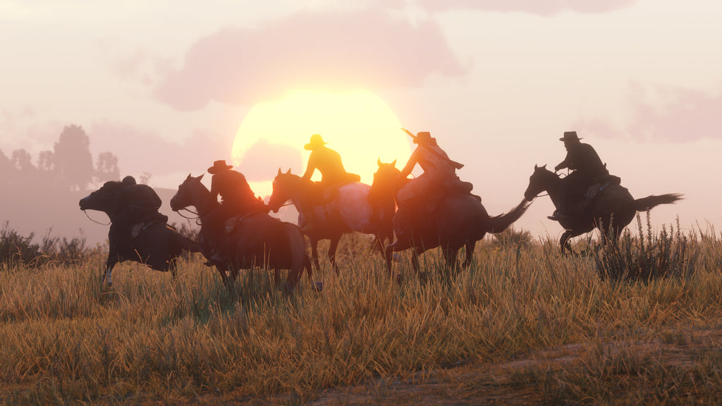 Rockstar Is Giving Out Free Red Dead Online Gold And Money