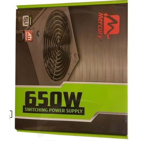 Mercury Power Supply 650W
