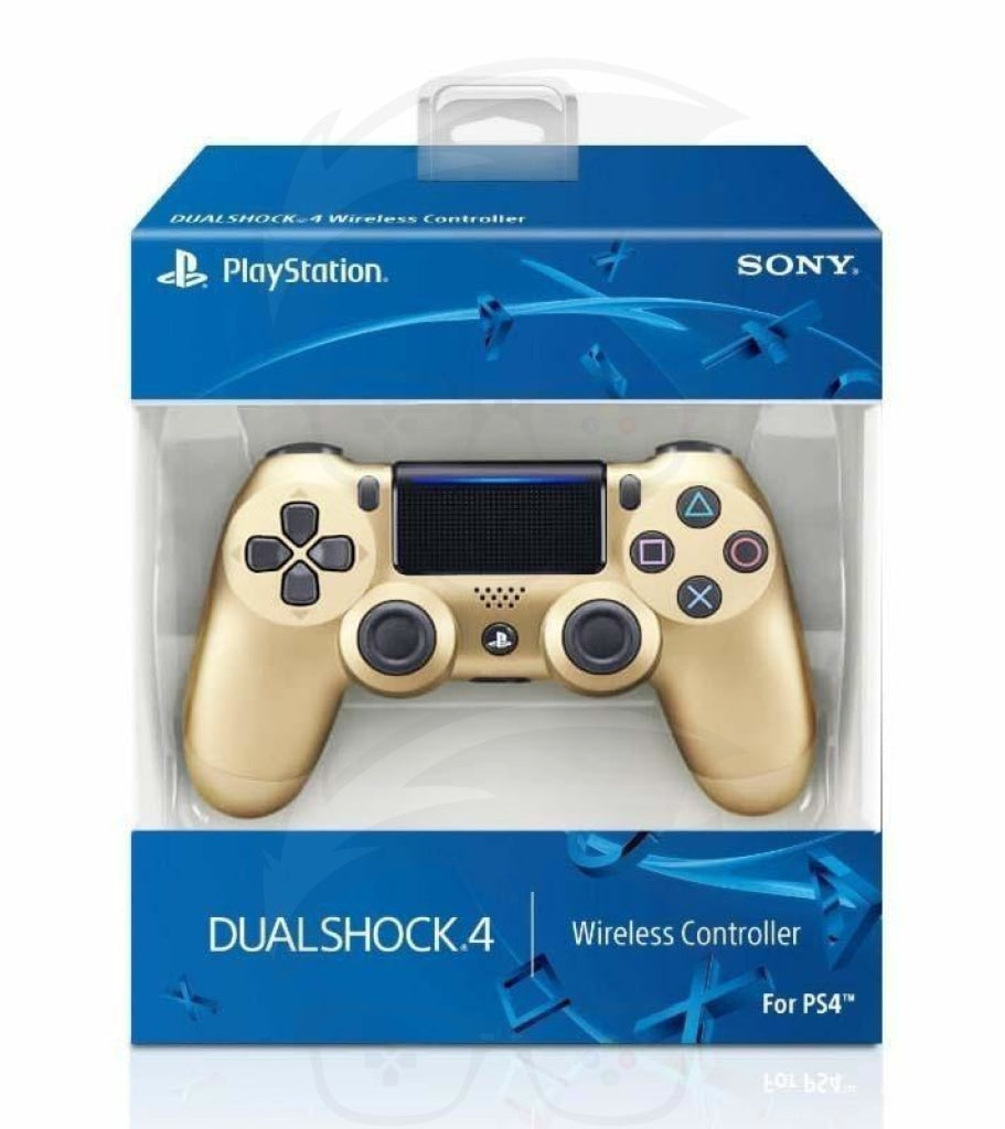 PS4 controller dualshock 4 Gold Color - PlayStation 4