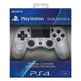 PS4 controller dualshock 4 Silver color crystal - PlayStation 4