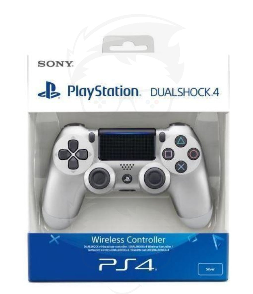 PS4 controller dualshock 4 Silver Color - PlayStation 4