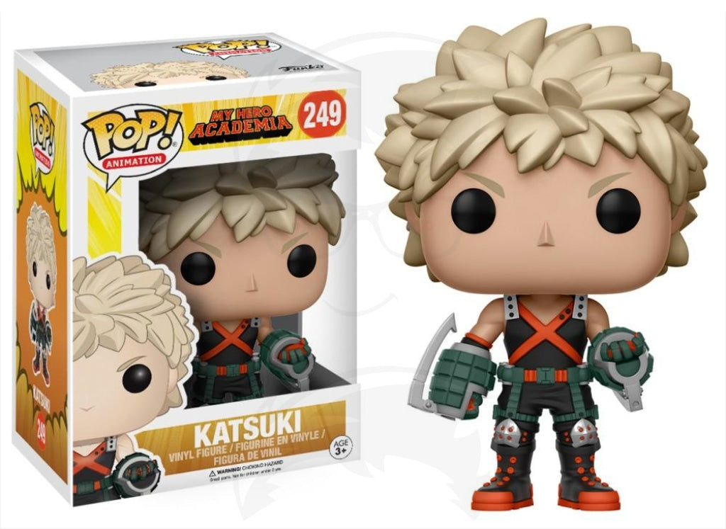 POP! 5 Star: My Hero Academia - Katsuki