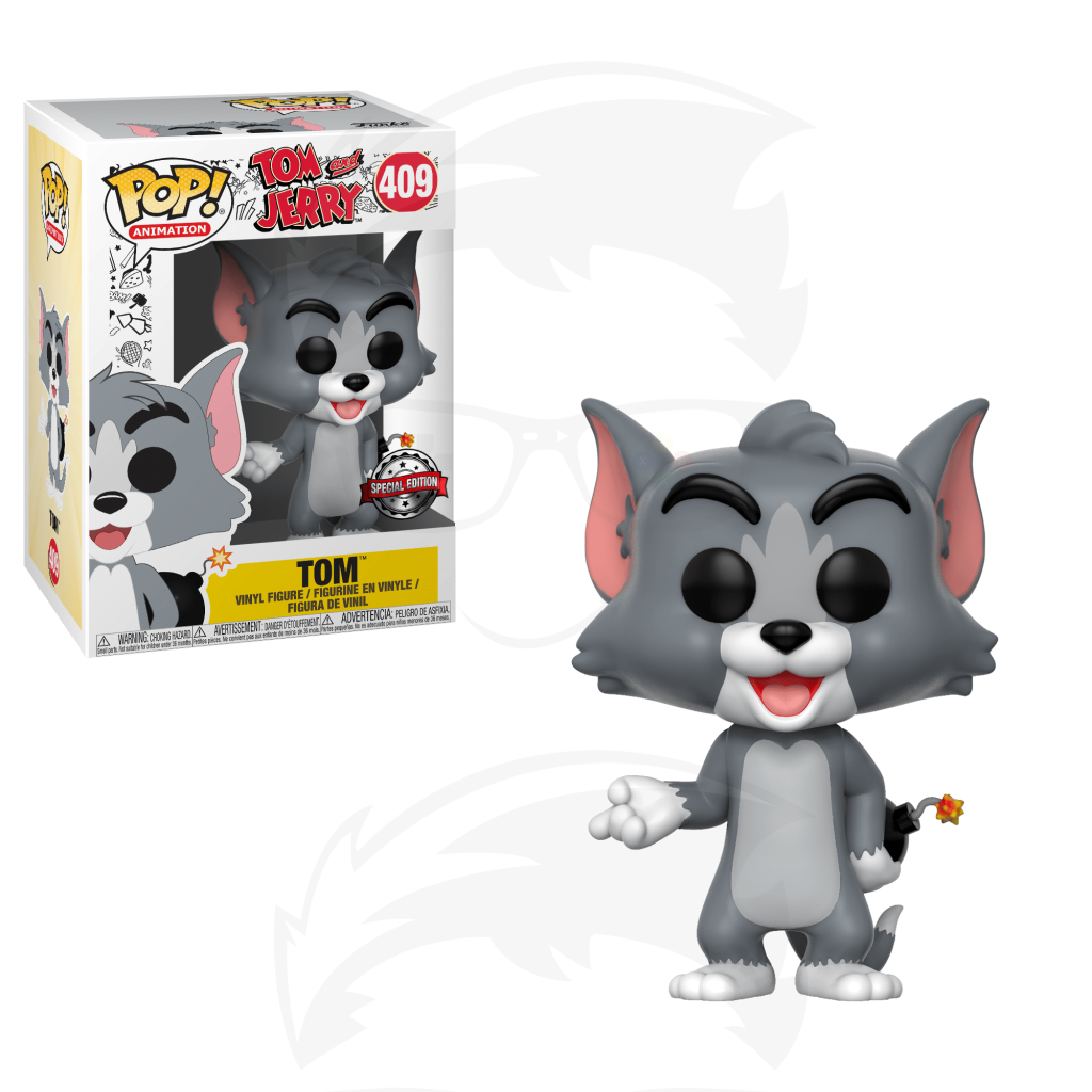 POP! Animation : Tom and Jerry S1 - Tom