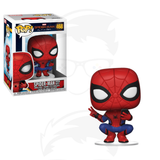 Pop! Marvel: Spider-Man Far from Home - Spiderman (Hero Suit)