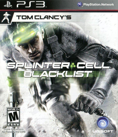 Tom Clancy's Splinter Cell: Blacklist ultimate edition - PlayStation 3