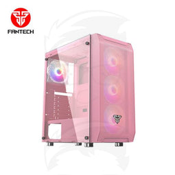 FANTECH AERO CG80 SAKURA RGB MIDDLE TOWER CASE