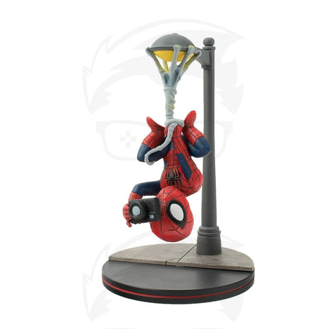 Spider-Man Spider Cam Q-Fig Diorama