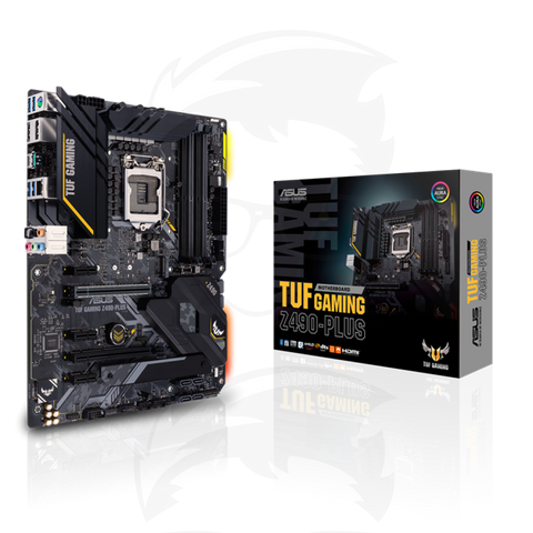 ASUS TUF Gaming Z490-Plus MOTHERBOARD