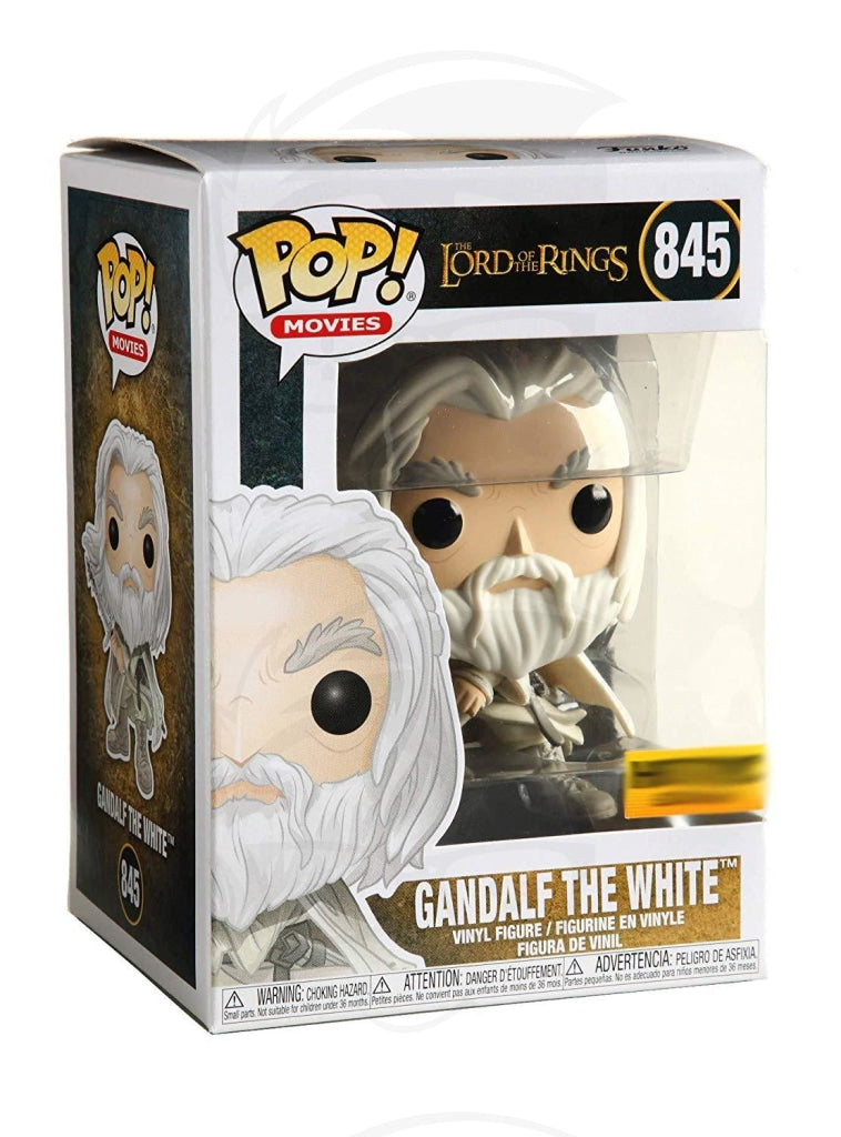 POP! Movies: Lord of the Rings - Gandalf the White w/Sword (Exc)
