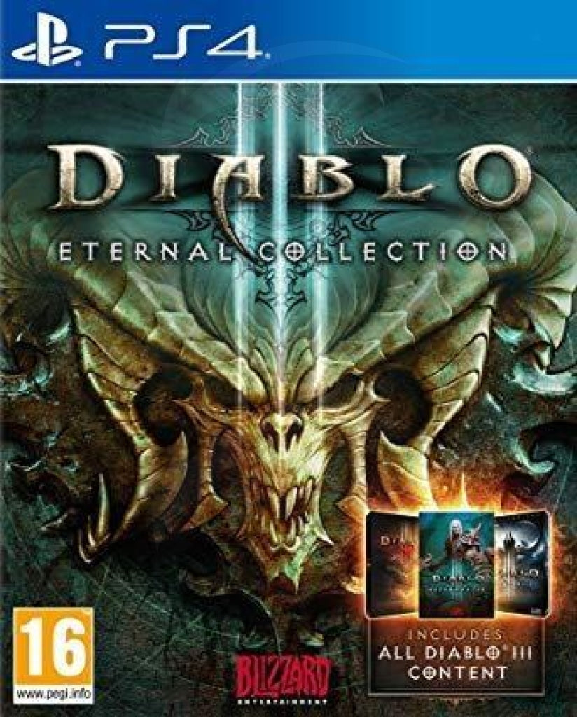 Diablo Eternal collection - PlayStation 4